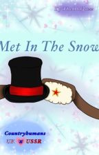 Met In The Snow-Countryhumans  by Jazz1306