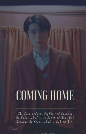 Coming Home   Jaeyong by jeffjung