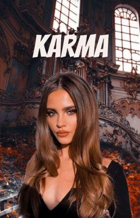 Karma 《A.Saltzman》 by aquiTaintry