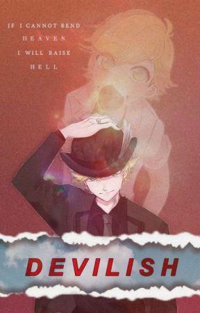 Devilish by -Txmblr_Mel-