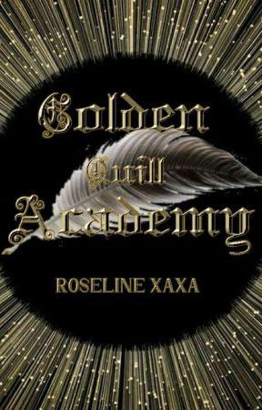 Golden Quill Academy  by Wild_R0se