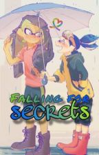 Falling for Secrets | Goggles x Rider | Splatoon Manga Ship Story by fictionally_me