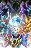 Kamen Rider Build X Overwatch: Hero's with fullbottles  cover