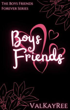 Boys Friends by ValKayRee