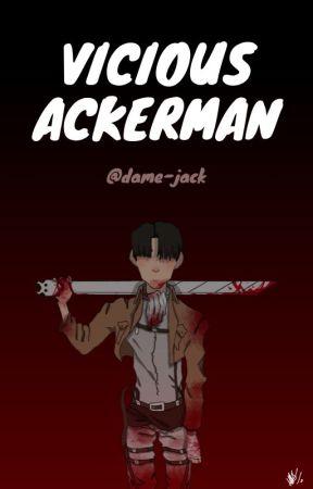 ⥓ Vicious Ackerman ⥒ by dame-jack