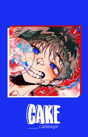 Cake | Stan Marsh [SOUTH PARK] by ____cabbage