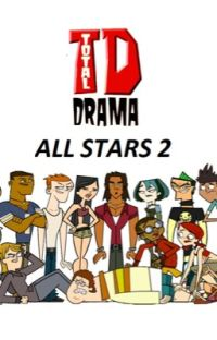 Total Drama All Stars Edition 2  cover