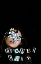 proper care ! remus lupin by melonheadedboy