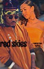 red skies by kyahax