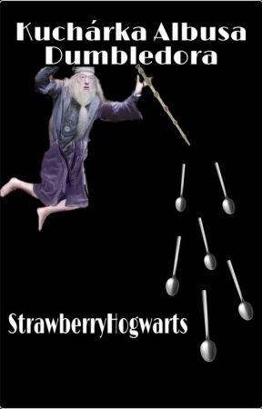 Kuchárka Albusa Dumbledora by StrawberryHogwarts