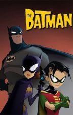 The Batman x Male Reader by sigmar2001