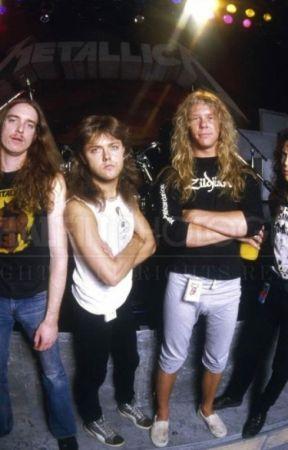 Metallica Preferences by izzysnake