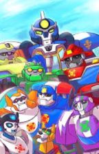 Rescue Bots: The Other Sister by Emma-Rayne