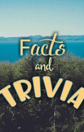 Facts and Trivia (Do you know?) by Endeliyliy