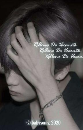 Relleno De Vacantes; JJH by babysoms