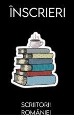 Înscrieri by ScriitoriiRomaniei