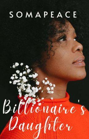 Billionaire's Daughter by somapeace