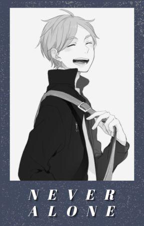 Sugawara x Reader || Never Alone by just_breezi