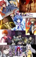 Tartaros Of Demons vs Vanguard, FairyTail & Sabertooth by Anime_Lover_6212