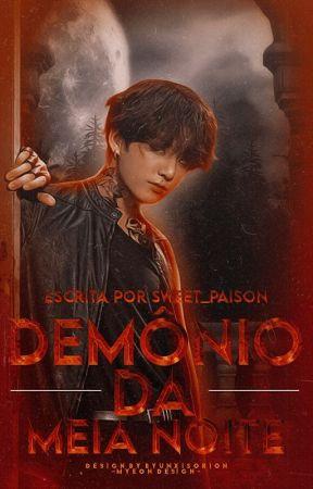 Demônio dα Meiα Noite • Jjk+Pjm • by Sweet_Paison