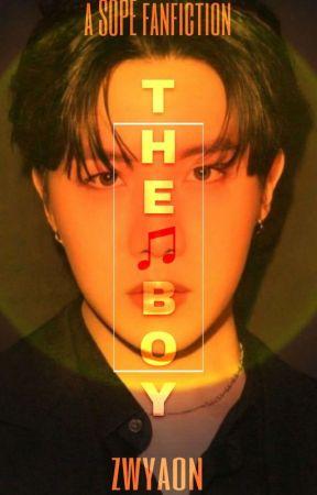 THE BOY | SOPE by zthyunguy