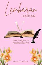 Buku Harian oleh Nisa20_