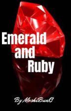 Emerald and Ruby by MoshiBun0