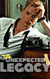 Unexpected Legacy ◇ Fred Weasley ¹ {On hold} cover