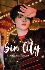 Sin city | Zhong Chenle by nebulatte