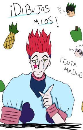 ¡Dibujos mios! by fiesta488