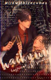Haikyuu Boyfriend Scenarios cover
