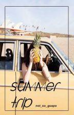 Summer Trip [Concluído] by not_so_guapo