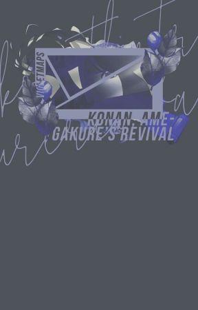 Konan, Amegakure's Revival (Naruto) by violetmaps