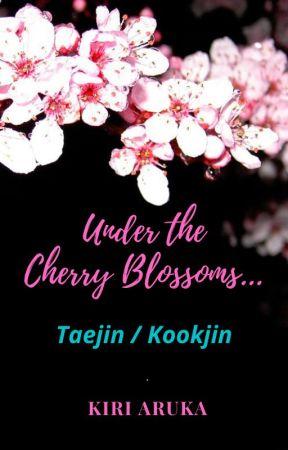 Under the Cherry Blossoms (Taejin/Kookjin) by KiriAruka
