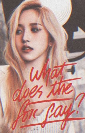 What Does the Fox Say? ↬ Mimo/Samo by MissKim_Dahyun