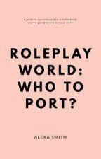 RPW: Who To Port? by lexummit