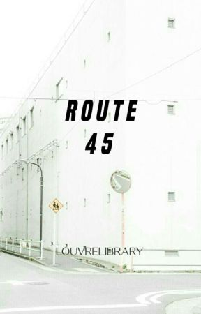 Route 45 | Ryeji by louvrelibrary