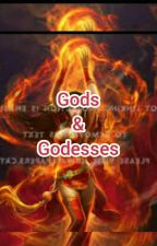 Gods and Goddesses by Mabsher