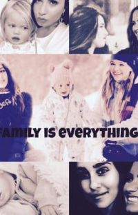 Family is everything  cover