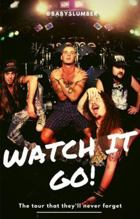 Watch It Go! ➸ Pantera by BabySlumber