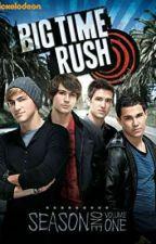 With Big Time Rush by DaronJayLemke123