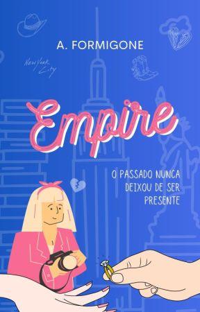 EMPIRE MYSTERY by AnaFormigone
