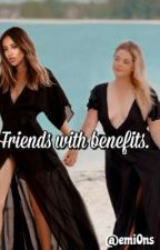 Friends with benefits. by emis0ns
