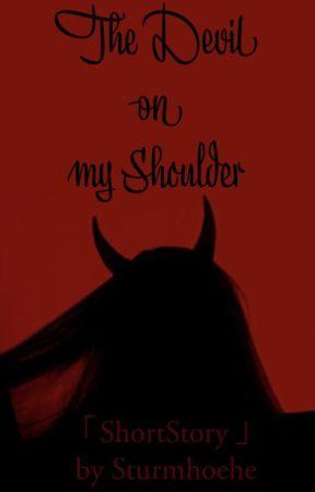 The Devil on my Shoulder [One Piece • Eustass Kid • OC] by Sturmhoeh3