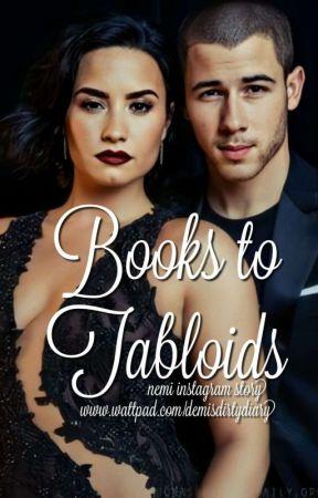 Books to Tabloids - Nemi Intagram story *Slow Updates* by demisdirtydiary