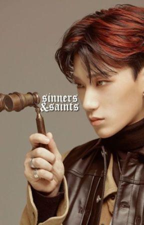 Sinners & Saints | ATEEZ by vmints