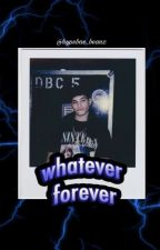 Whatever Forever: Nick Mara by hypebae_beanz