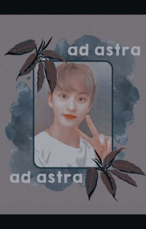 ad astra ↷ mark lee by aeonights
