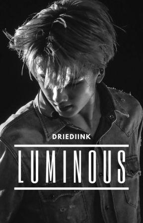 Luminous • Jisung by driediink