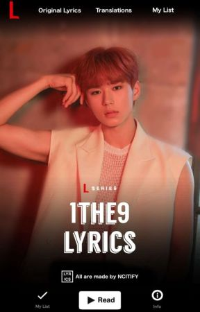 1THE9 LYRICS by NCITIFY